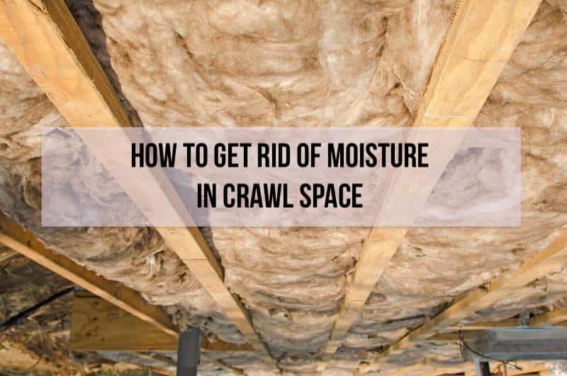 A Clean Isolated Crawl Space